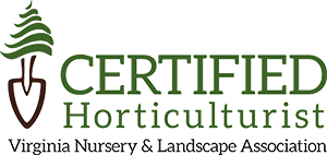 Sharp Certified Horticulturist Logo