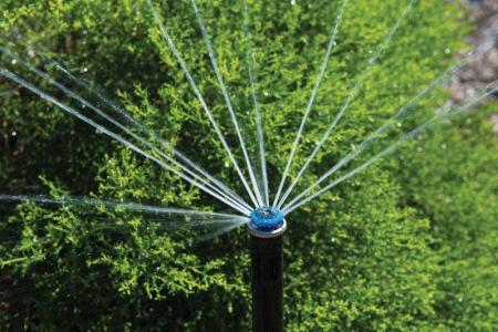 Water lawn sprinklers
